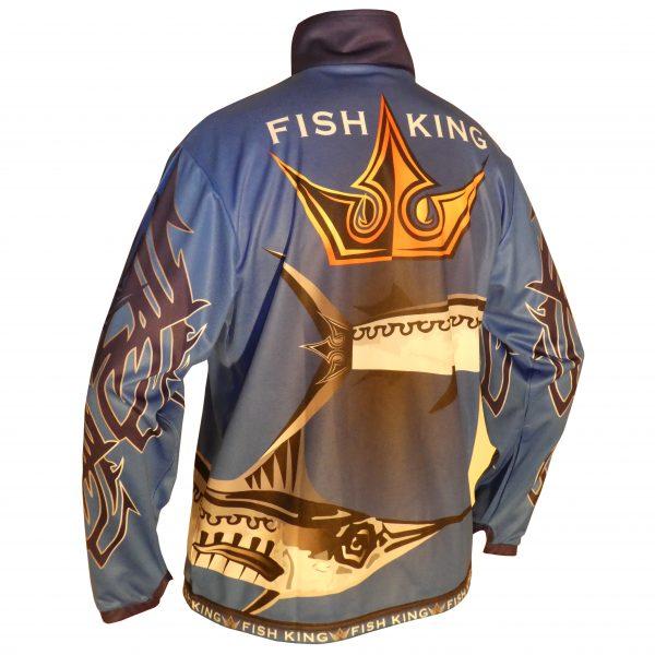 Fish King Blue